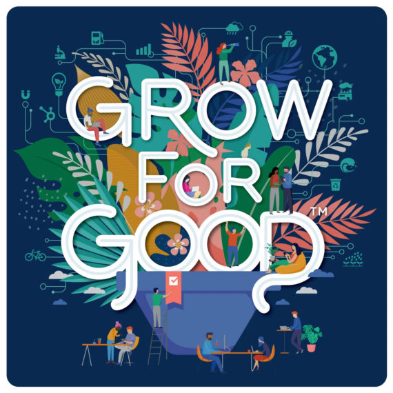 Grow For Good podcast