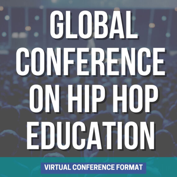Global Conference on Hip Hop Education livestream production